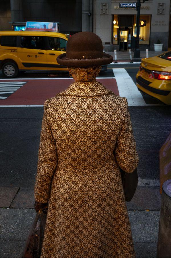 Woman and Coat, 2020 thumbnail