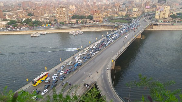 Crowding crosses the Nile thumbnail