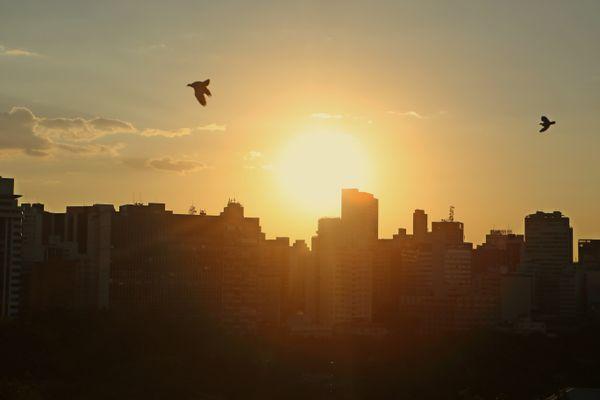 Sunset in Belo Horizonte thumbnail