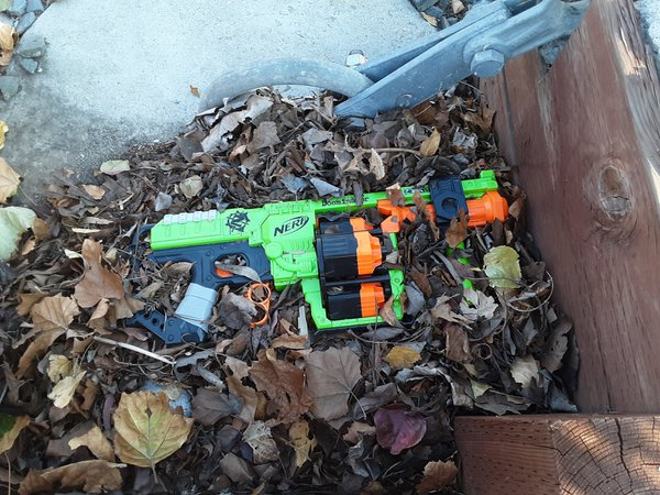 Lost Gun thumbnail