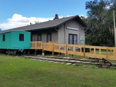 1885 Train Depot Museum