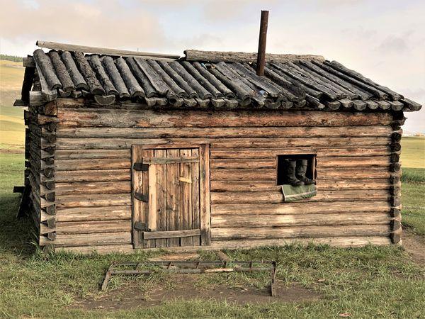 Horse Herder's Hut & Boots thumbnail