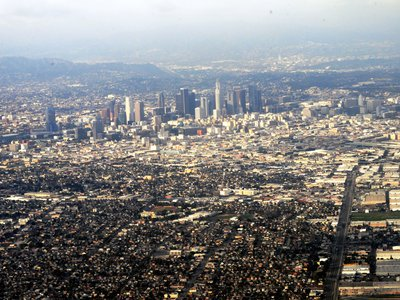 A new study suggests cities across the United States may be underreporting their carbon emissions. The study suggests Los Angeles' self-reported emissions could be 50 percent below the metropolis' true carbon footprint.