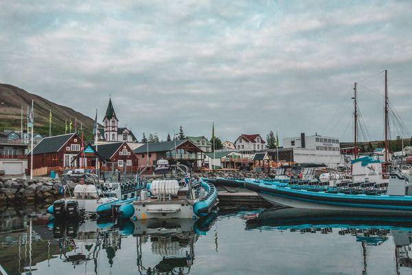 Port of Húsavík thumbnail