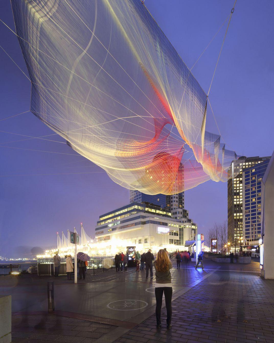 When Dazzling Art Transforms the Cityscape