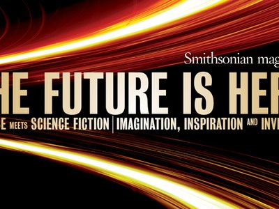 """This year, Smithsonian magazine's festival is themed """"Science Meets Science Fiction."""""""