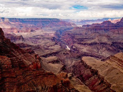The Grand Canyon became a National Park in 1919.