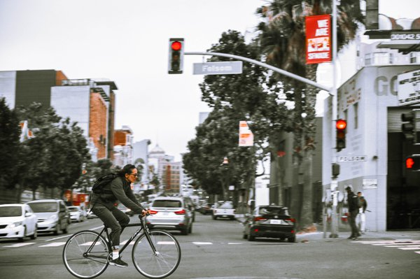 Morning Ride in San Francisco thumbnail