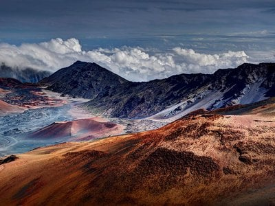 Maui's Haleakala is the world's largest dormant volcano, and its summit is considered the quietest place on Earth.