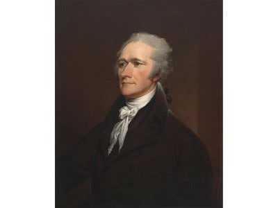 Several line items in Alexander Hamilton's cashbook indicate that the Founding Father purchased enslaved labor for his own household.