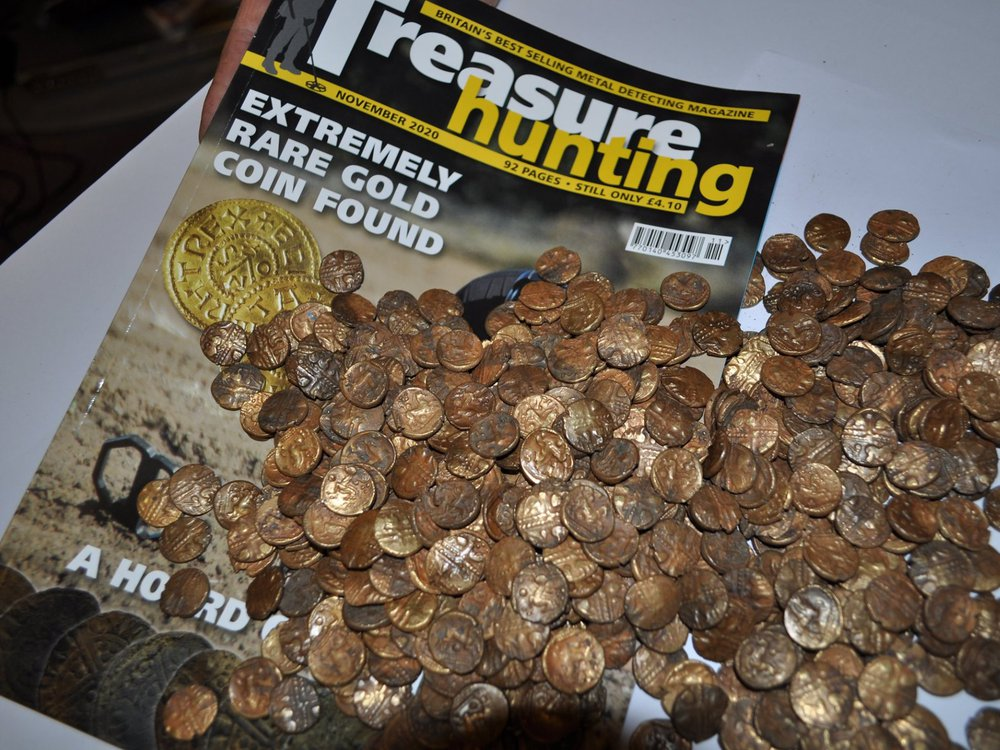 A Cache of Coins