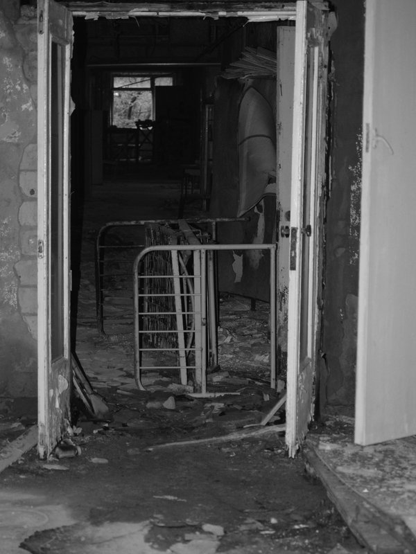 Hallway, Upstairs Patient Ward thumbnail