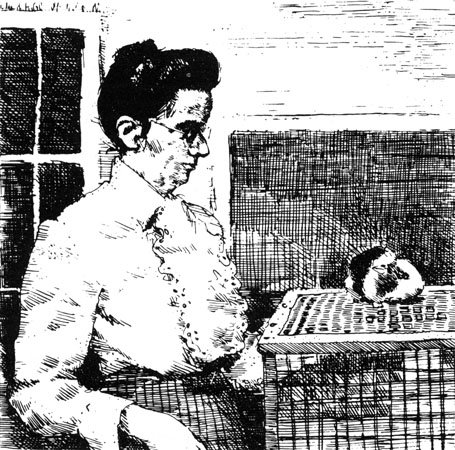 The History of Breeding Mice for Science Begins With a Woman in a Barn