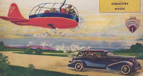Everyday Science and Mechanics (February, 1936)