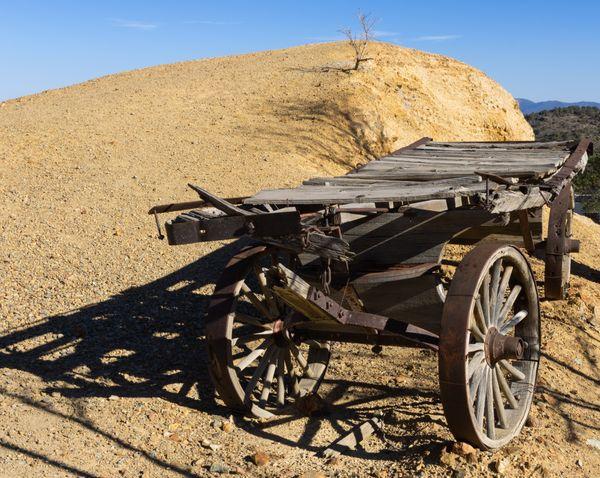 Old Wagon thumbnail