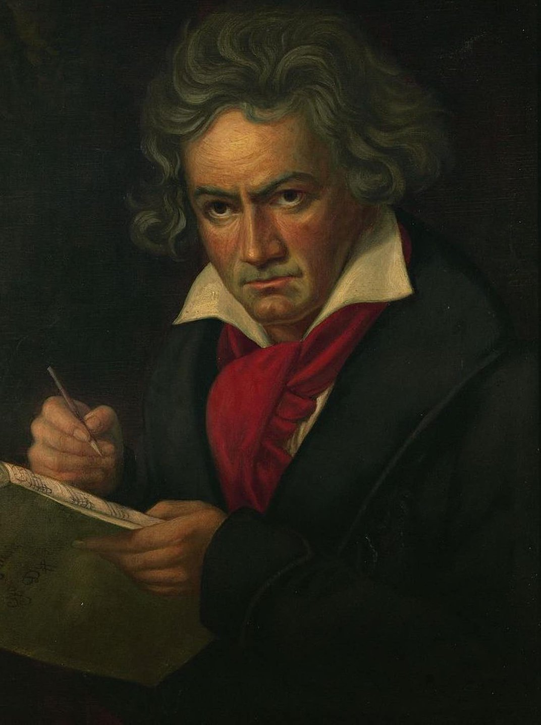 How Artificial Intelligence Completed Beethoven's Unfinished Tenth Symphony