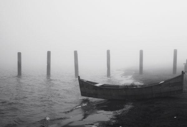 Alone boat thumbnail