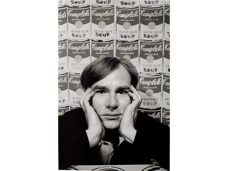 Andy Warhol in 1962