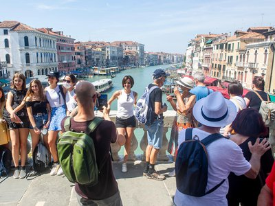 Italian officials are imposing new crowd-control regulations in hopes of preserving Venices fragile architecture and ecosystem.