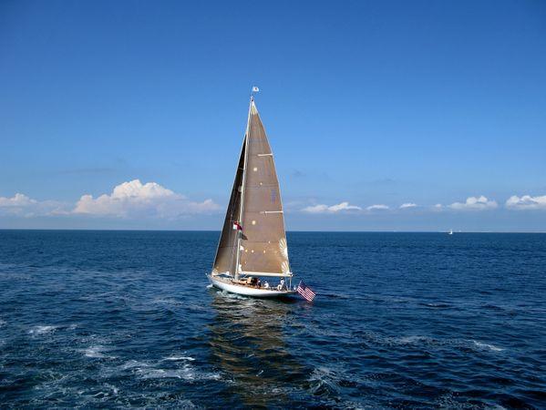 Freedom sailing. thumbnail