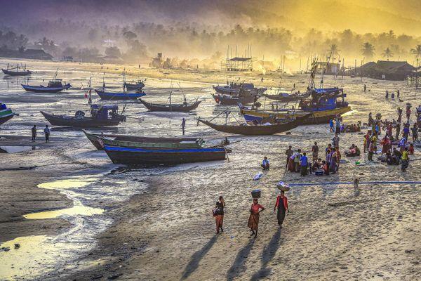 Fishing Market thumbnail