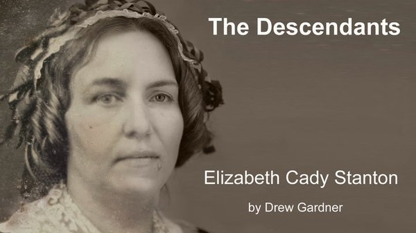 Preview thumbnail for What It Took to Recreate a Portrait of Elizabeth Cady Stanton