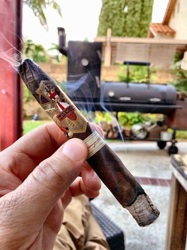 Backyard Smoke thumbnail