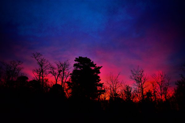 A quiet morning sunrise thumbnail