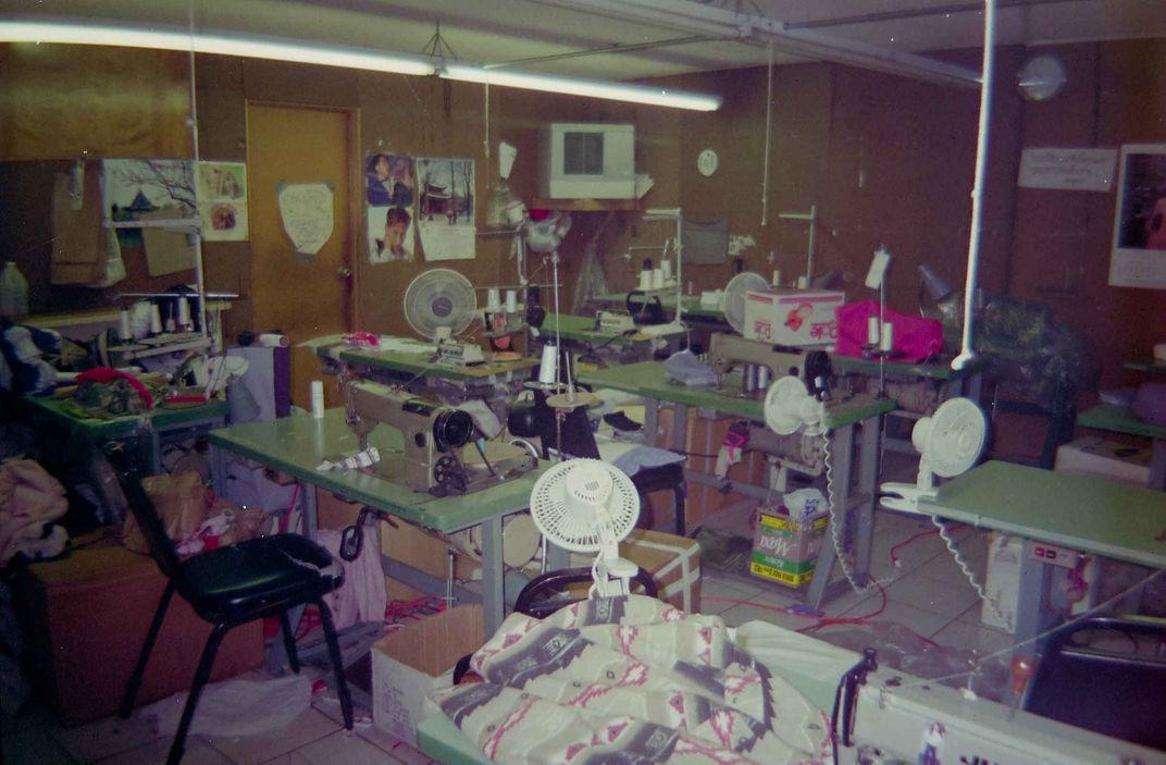 20th-Century Slavery in a California Sweatshop Was Hiding in Plain Sight