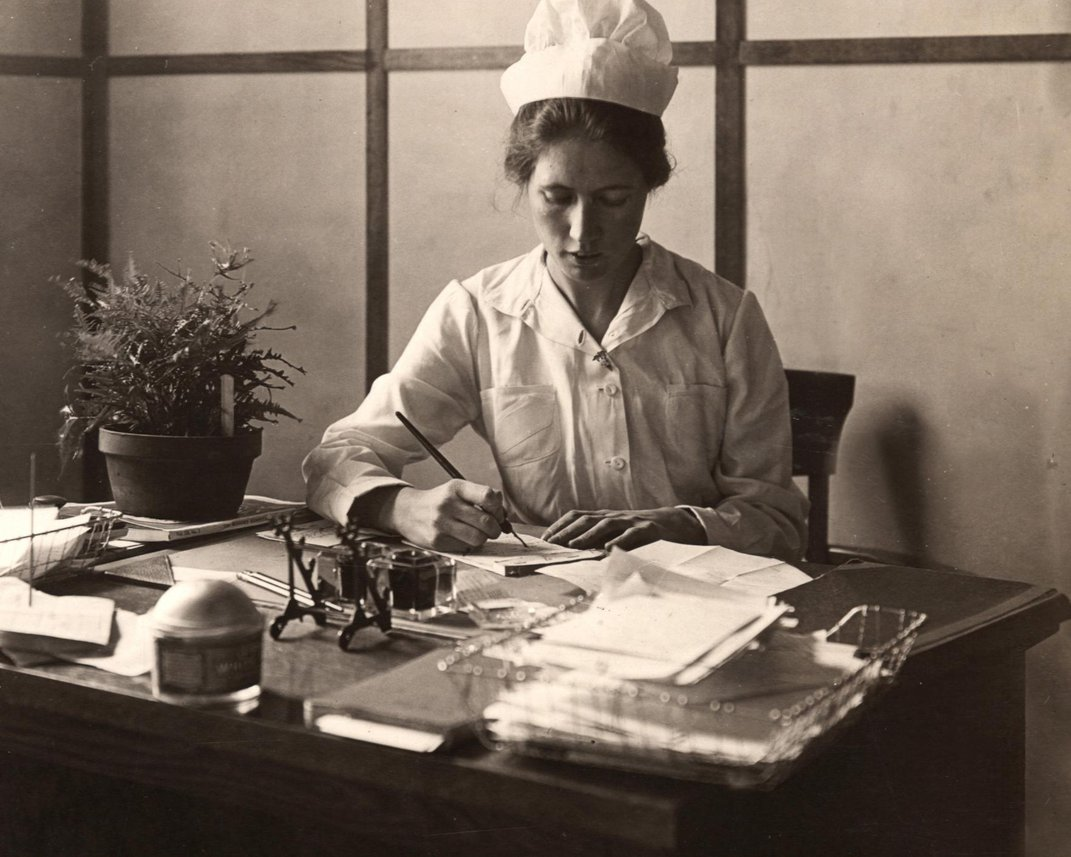 During World War I, Many Women Served and Some Got Equal Pay