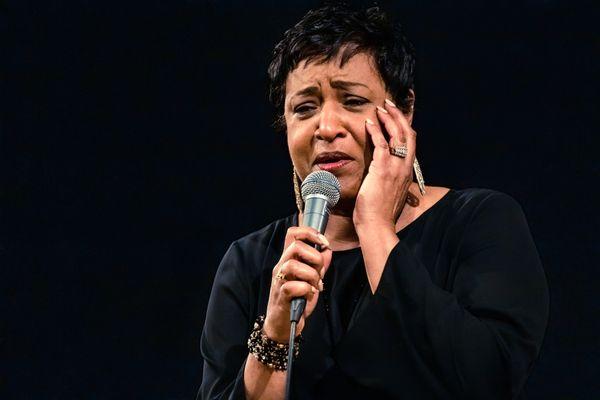 American jazz singer Vanessa Rubin thumbnail
