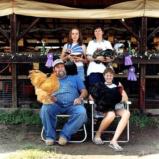 Delaware County Fair 2003