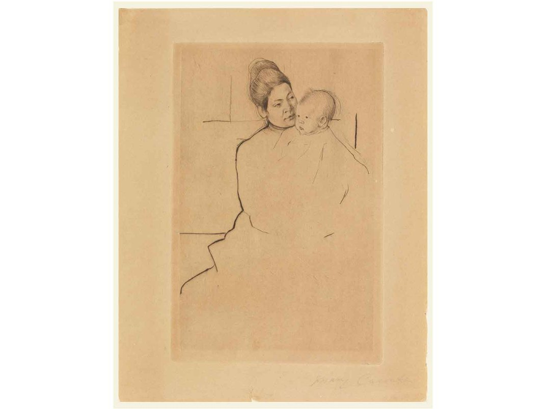 Celebrate Mother's Day With These Artworks From the Smithsonian Collections