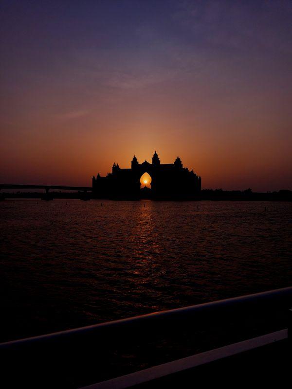 Atlantis and the sun thumbnail