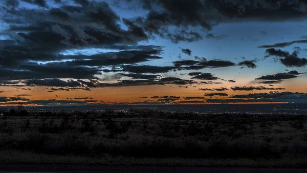 Albuquerque sunset thumbnail