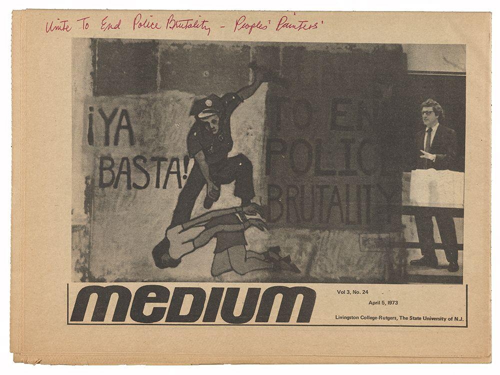 April 5, 1973 edition of The Livingston Medium