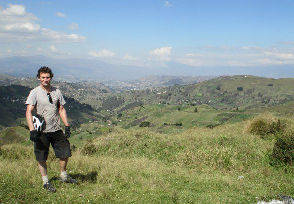 Ecuador, Land of Malaria, Iguanas, Mangoes and Mountains
