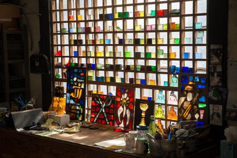 Celebrating America's Oldest Family-Run Stained Glass Studio
