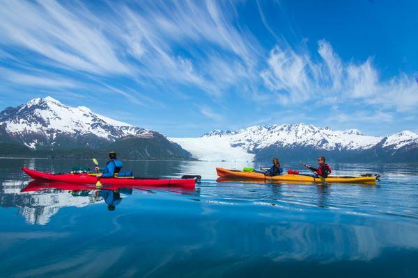 Alaska Kayaking thumbnail