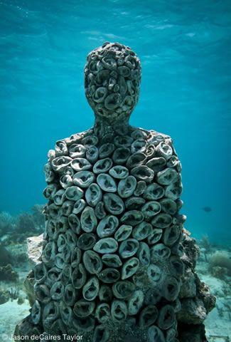 All Ears! An Underwater Sculpture that Listens