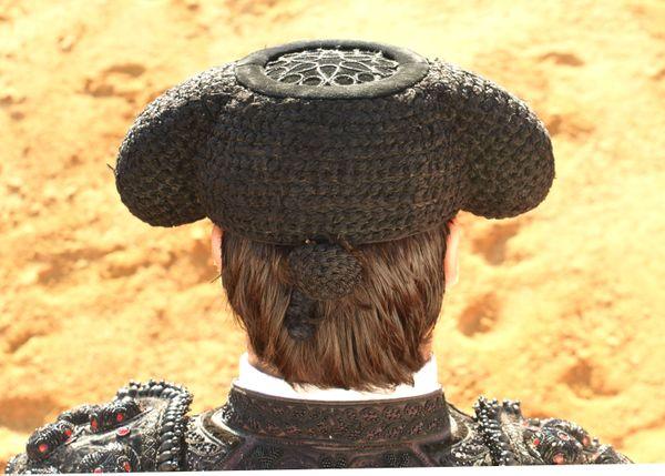 Matador preparing to enter the Ring thumbnail