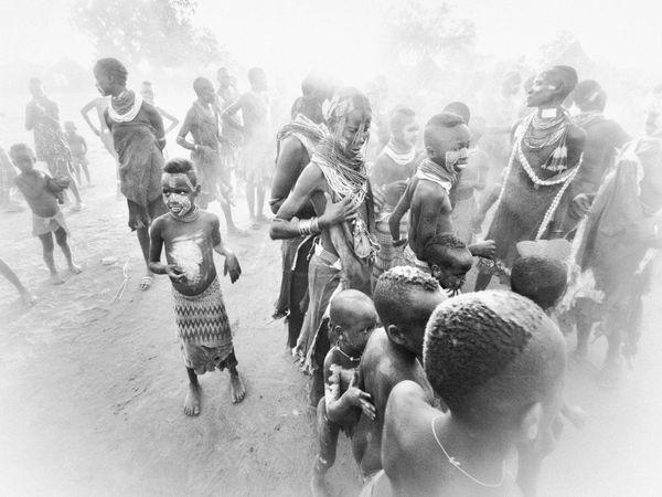 The Nyangatom - Tribal Dance Ceremony thumbnail
