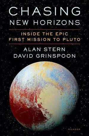 Preview thumbnail for 'Chasing New Horizons: Inside the Epic First Mission to Pluto