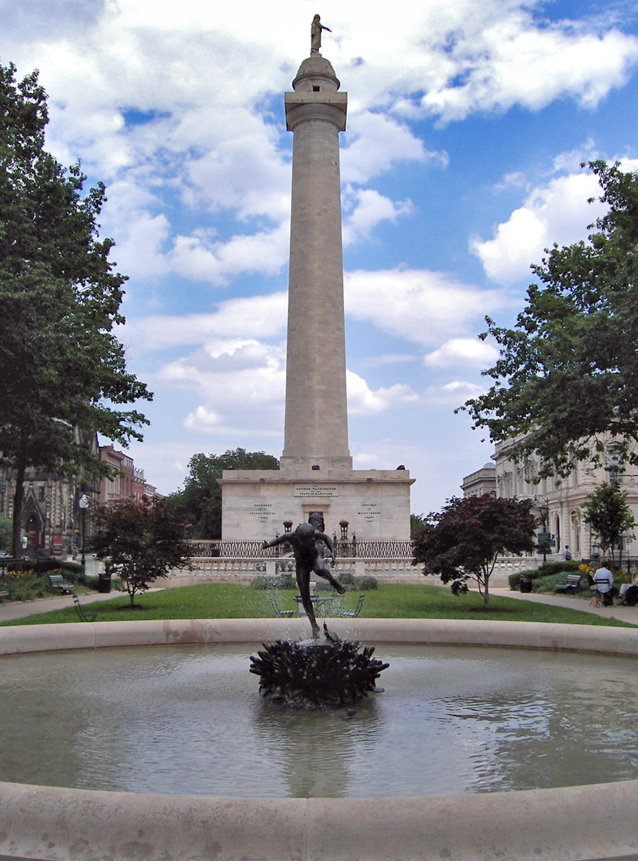 You've Seen The Washington Monument. Now See the Other Washington Monuments
