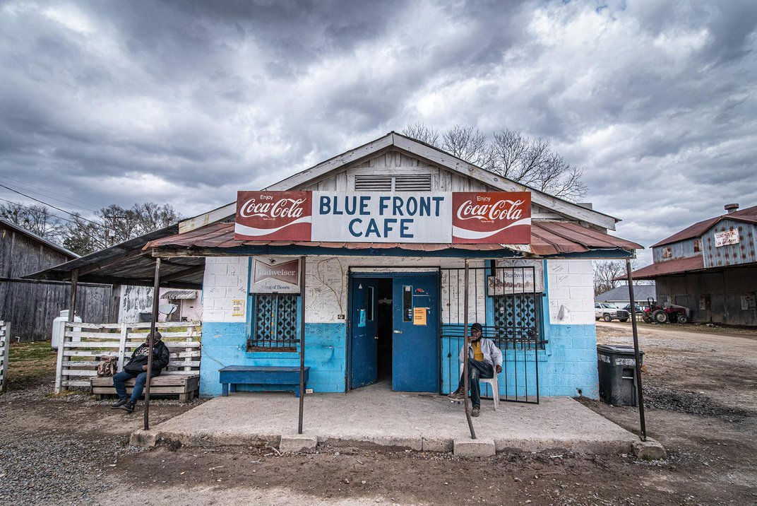 At an Old Juke Joint in Mississippi, the Blues Are Alive