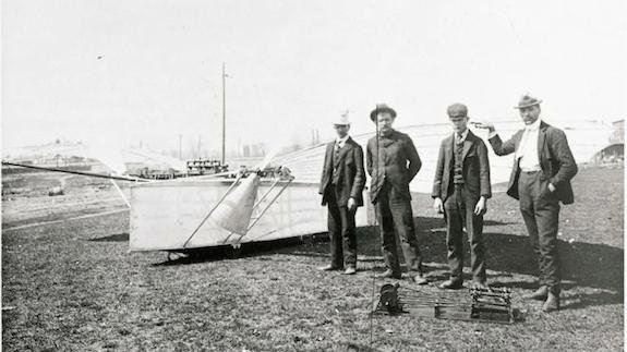 Air and Space Curator: The Wright Brothers Were Most Definitely the First in Flight
