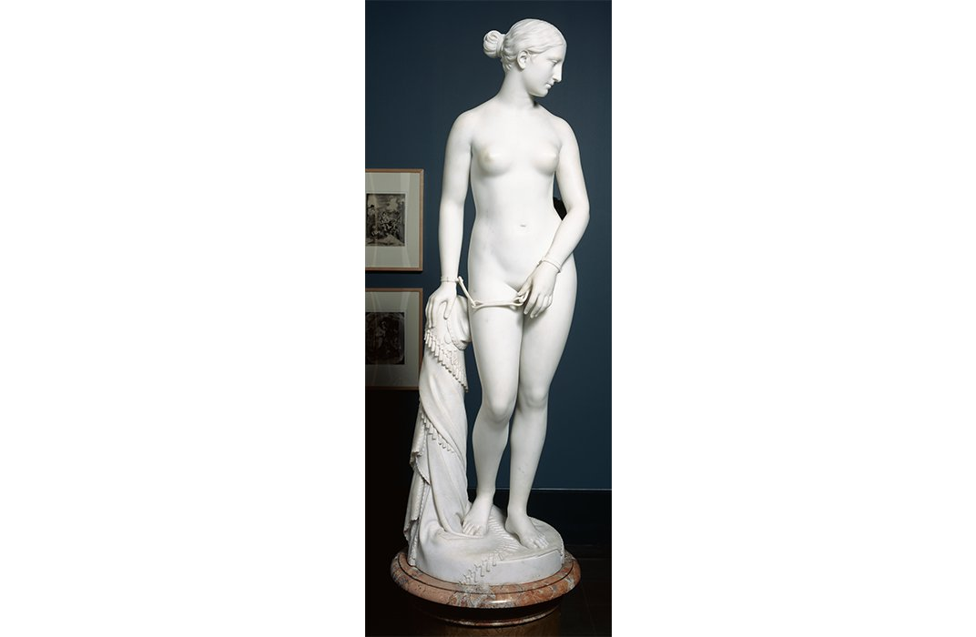 The Scandalous Story Behind the Provocative 19th-Century Sculpture