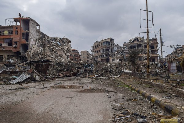 Syria, No Exit thumbnail