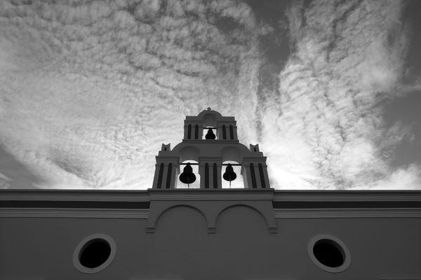 Sky Over Santorini Church thumbnail