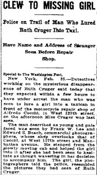 """""""Mrs. Sherlock Holmes"""" Takes on the NYPD"""
